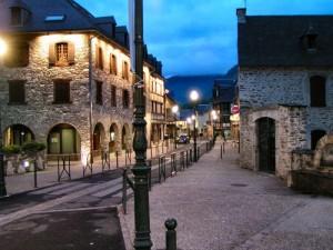 Saint-Lary village